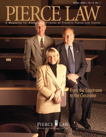 UNH Law Alumni Magazines Index - IP Accomplishments Focus - Winter 2005